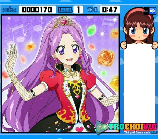 Game Aikatsu stars free