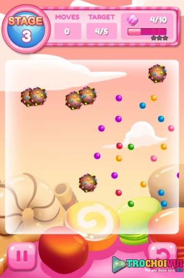 game Candy chain online