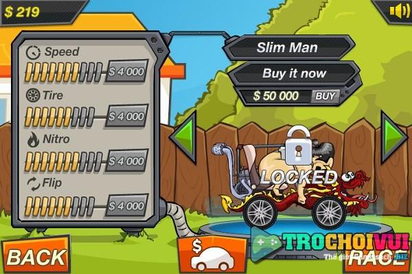 game Dua xe dien loan 2