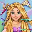 Làm tóc cho công chúa tóc mây