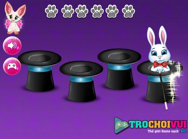 game Meo talking Tom ao thuat