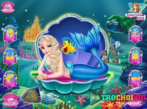 game Nang tien ca Elsa hinh anh 2