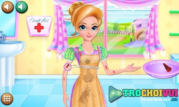 game Nong trai toc xu online