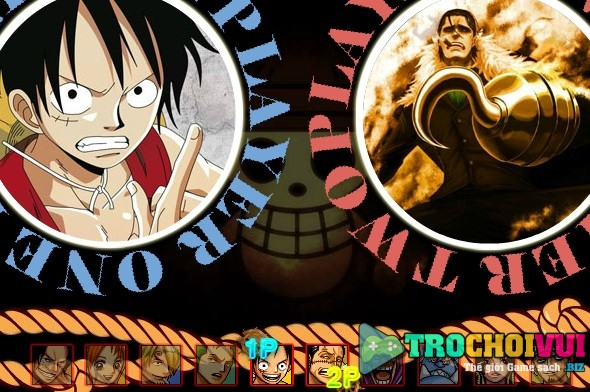 game One Piece Final Fighting 0.9