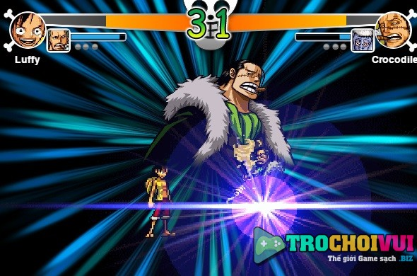 Game One Piece tran chien cuoi cung