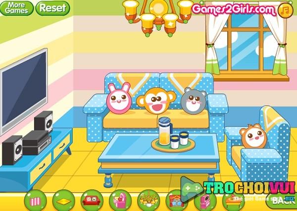 game Trang tri nha cua 24h y8