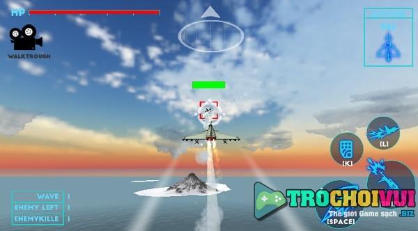game Air strike 3D 2 cho pc dien thoai