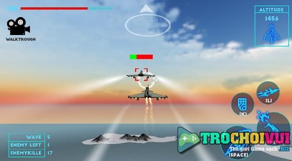 game Air strike 3D full free
