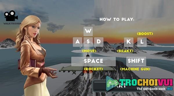 game Air strike 3D online mien phi
