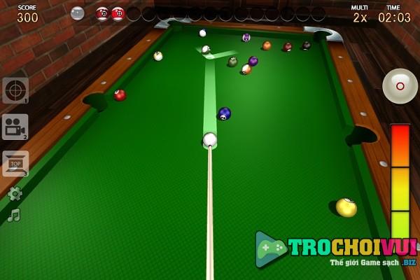 game Bida 3D offline cho pc