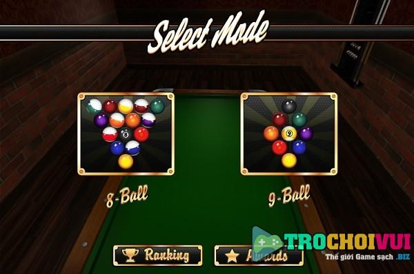 game Bida 3D tuyet dinh