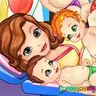 Công chúa Sofia sinh 6