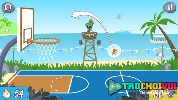 game Dai hoi the thao boomerang sports