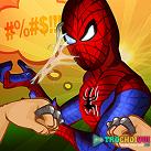 Đấm bốc với người nhện