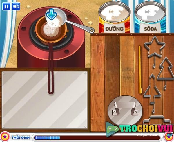 game Keo sua tuoi tho online