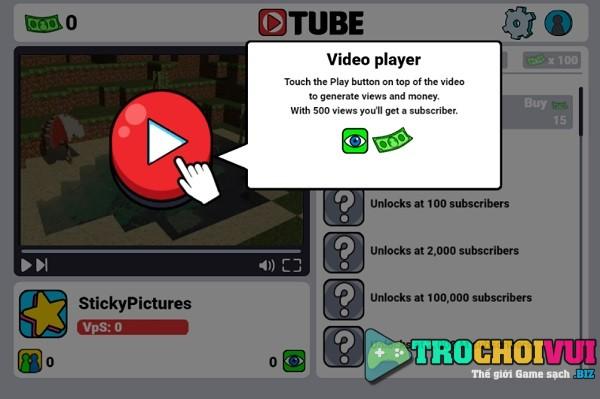 game Kiem tien youtube 2017