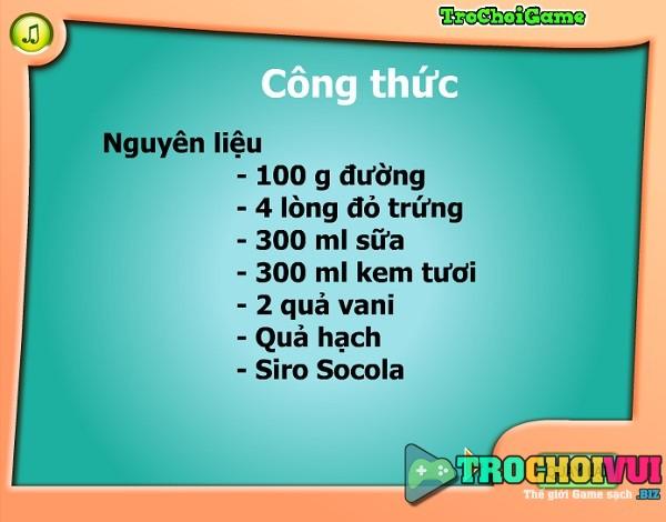 game Lam kem cung chi Xuka mien phi