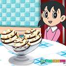 Làm kem cùng chị Xuka