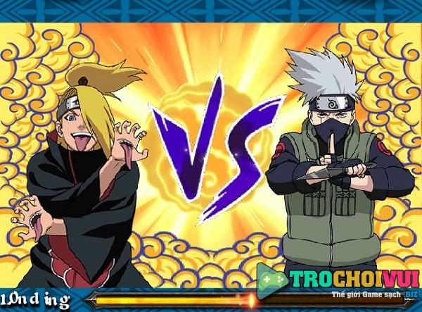 game Naruto song dau hinh anh 2