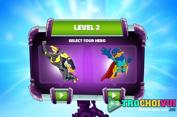 game Phineas and Ferb va sieu anh hung heroes of danville