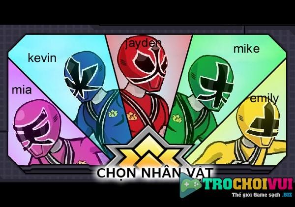game Sieu nhan than kiem ban cung 24h