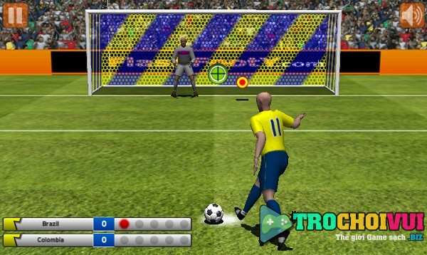 Game Sut penalty 3d 24h y8 mien phi