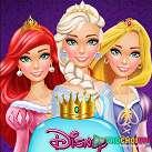 Trang điểm công chúa Disney
