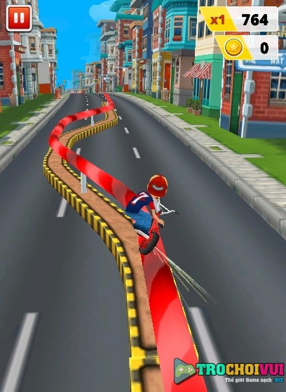 game Xe dap dien cuong bike blast free