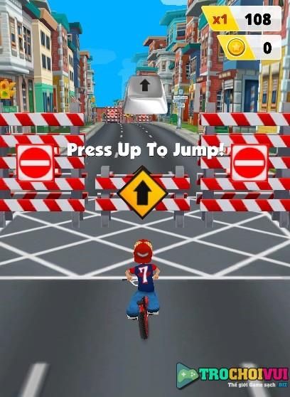 game Xe dap dien cuong bike blast