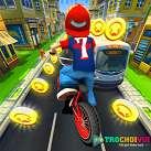 Xe đạp điên cuồng