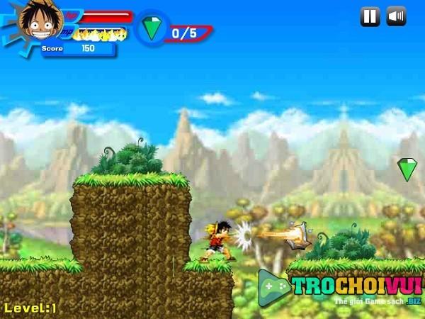 Choi game One Piece phieu luu 3