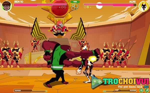 game Ben 10 Omniverse Final Clash