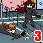 Cầu lông siêu hạng 3