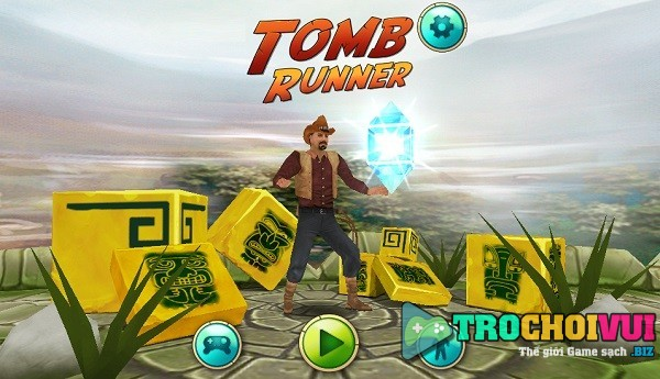 game Chay an vang tren iphone ios android