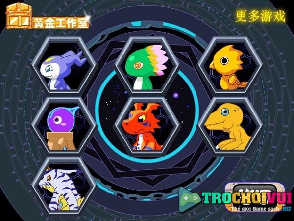 game Digimon song dau 2 moi nhat