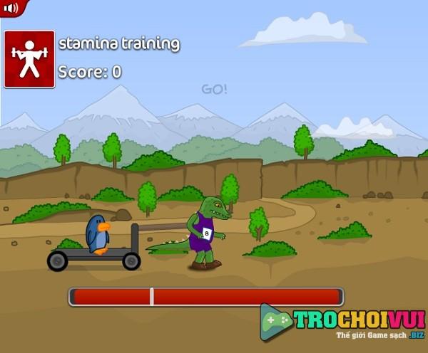 game Dua thu cung 12 con giap