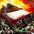 Đua xe bắn zombie
