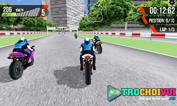 game Dua xe moto GP 3D cho pc