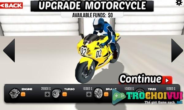 game Dua xe moto GP 3D mien phi