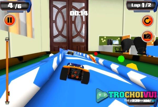game Dua xe oto sieu toc online