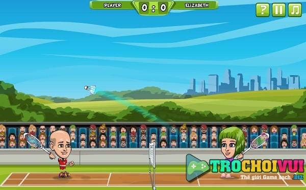 game Huyen thoai cau long badminton legends