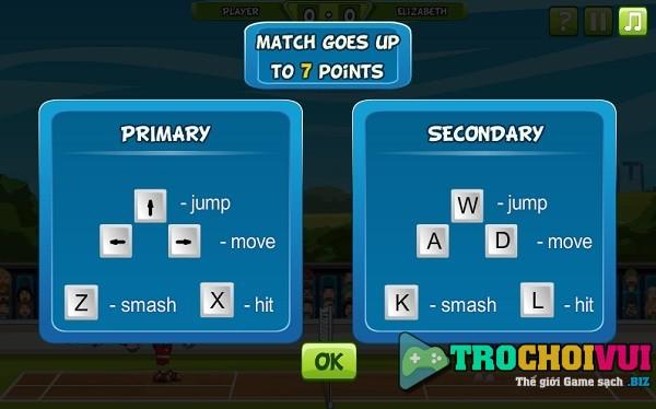 game Huyen thoai cau long cho pc y8