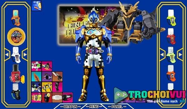 game Kamen Rider Ex-Aid online