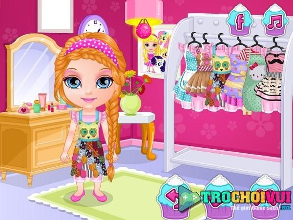game Lam banh cupcake Pony 24h y8