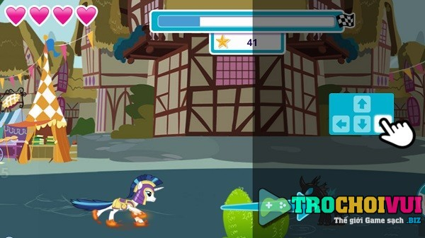 Game My little pony guardians of harmony