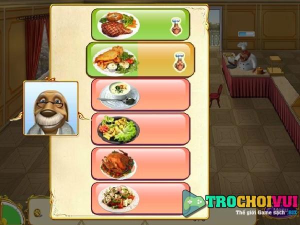 game Nha hang thien duong cho pc