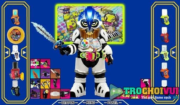 game sieu nhan Kamen Rider Ex-Aid