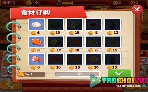 game Sushi Master online