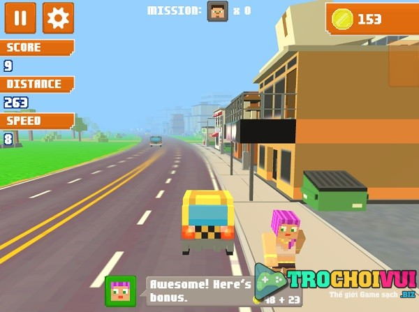 game Taxi thanh pho 2 3 4 5 6