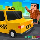 Taxi thành phố 3D
